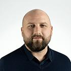 Robert Garbacz Support manager