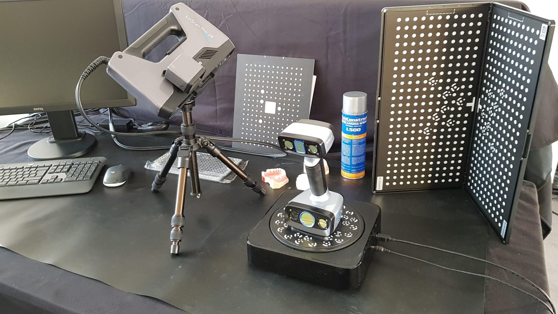 am academy 3d scanner